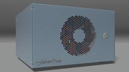 Mini-ITX PC case FahrenComp