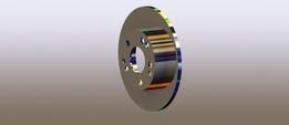 Brembo Brake Rotor 1986
