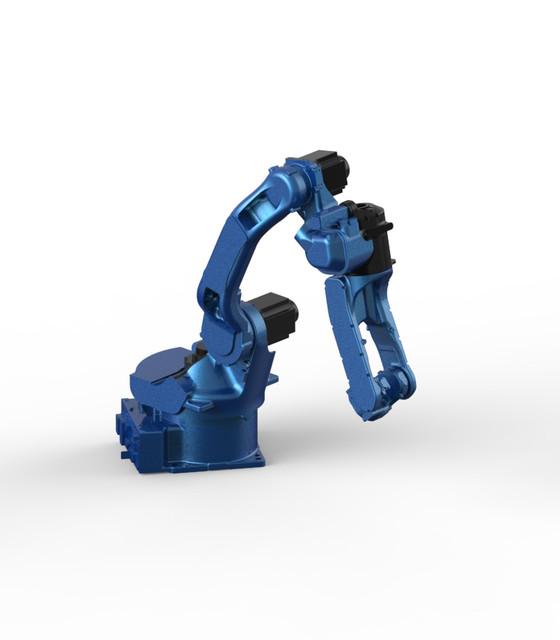ROBOTIC ARM - YASKAWA MOTOMAN | 3D CAD Model Library