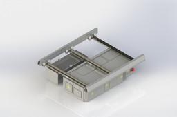 Metropoli Underframe support redesign (UPN)