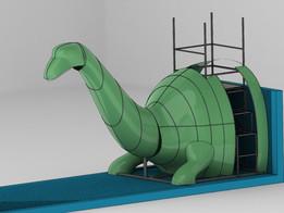 Parade Dinosaur