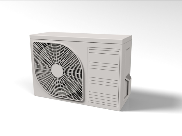 AC split - external unit
