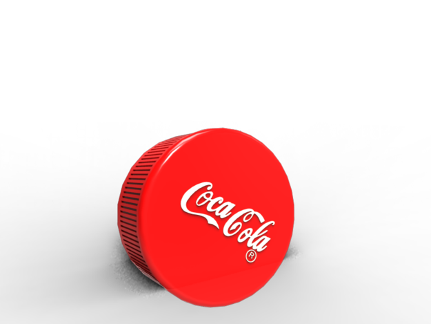 2L Coca-Cola Bottle Cap