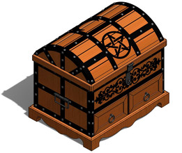 Wicca Chest