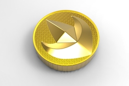 Requested: Power Ranger Coin Model