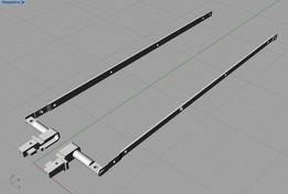 ThinkPad X40/X41 hinges