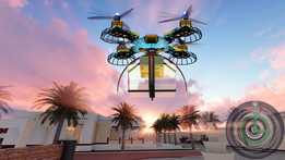 Quadcopter LGIDesign07