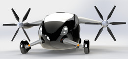 Terrafugia TF-X Practical Flying Vehicle