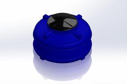 Tanque de PVC; PVC Tank