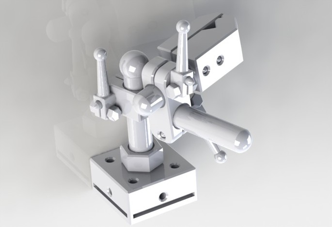 Universal Machine Clamp/Vice