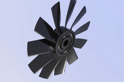 120mm EDF fan