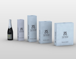 Packaging Champagne