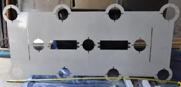 11 x 120mm pin heatsink panel