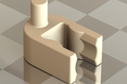 Knex Connector - Beige #2