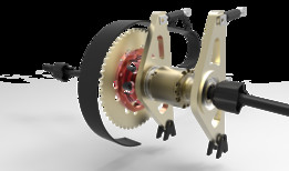 FSAE Transmission differential drexler