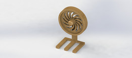 Leonardo Perpetual Motion Machine (Updated)