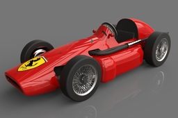 1955 Ferrari Type 555 Super Squalo