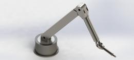 6-DOF Robotic Manipulator