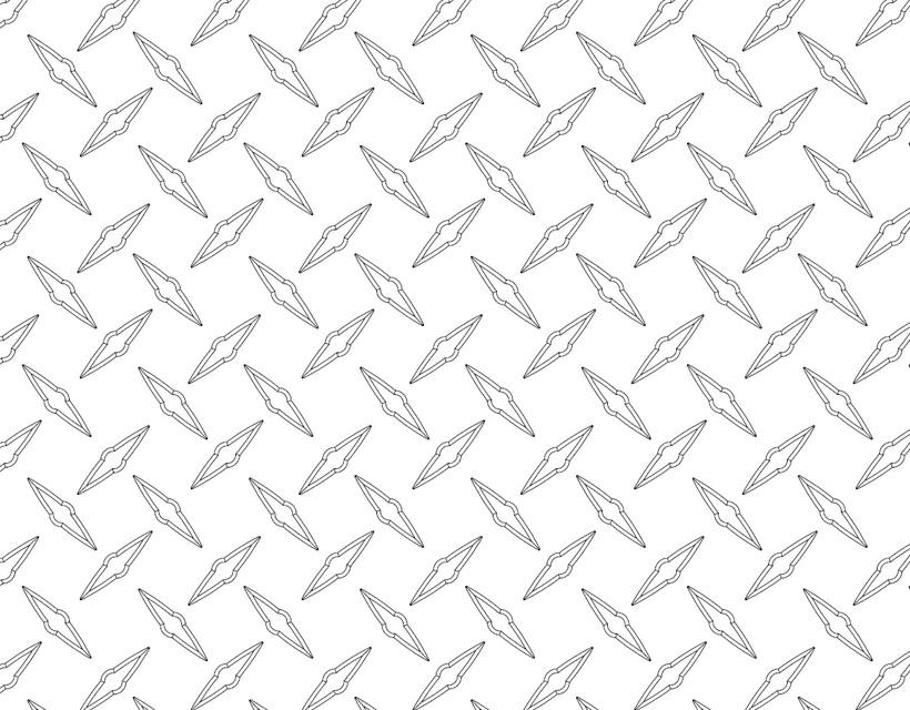 Diamond Plate 3d Cad Model Library Grabcad