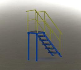 Escada 1,2m