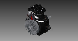 Briggs and Stratton 700 Series Single Cylinder Small Engine