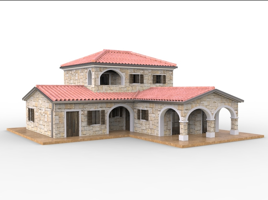 solidworks architecture most downloaded models 3d cad model