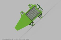3D prrintable FertilizerDrone