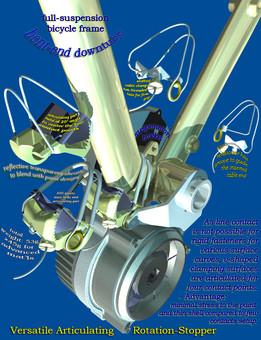 Versatile Articulating Rotation-Stopper