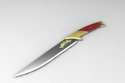 Classical Hunter Knife