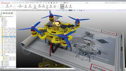 Quadcopter LGIDesign05