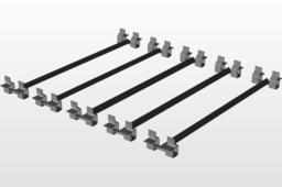 Metropoli Underframe support redesign (L Beam)