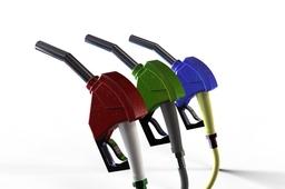 Petrol Pump Nozzle