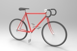 Road Bike - For Visualisations