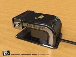 Blackboard Hammerhead Reader