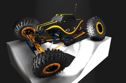 RC Crawler 1/10 Scale