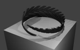 maori / koru style bracelet