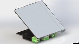 Ergonomic Magic Trackpad Stand Version 2