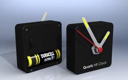 QuartZ HR Clock