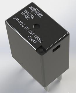35_20 Amp Automotive Micro Relay
