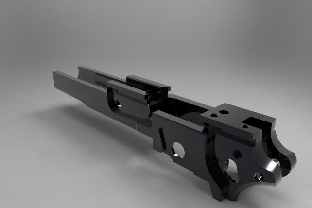 standard 1911 slide STI frame 5
