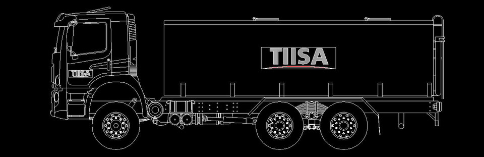 2D Truck Drawing   3D CAD Model Library   GrabCAD