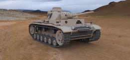 Tank (Panzer Kpfw 3 Ausf. L)