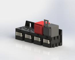 12V Automotive Relay Block