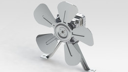 Refrigerator Fan Motor