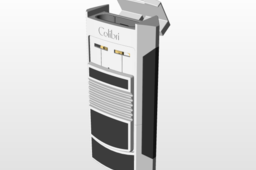 Colibri Providence QTR705503 Cigar Lighter