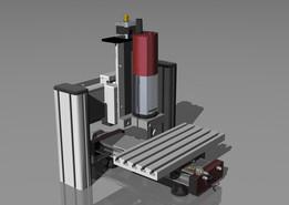 Small CNC machines