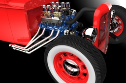 Hot Rod - 427 Cobra Engine