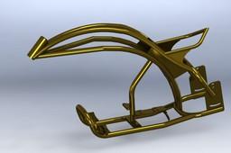 Trike Skeleton/body