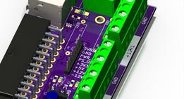 ATX Breakout power board