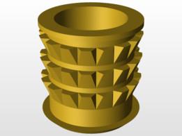 thread - Recent models   3D CAD Model Collection   GrabCAD
